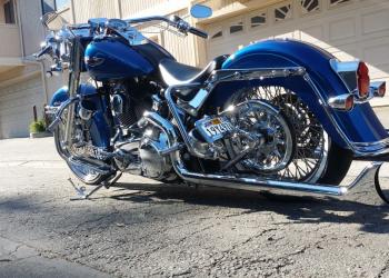 premium motorcycle